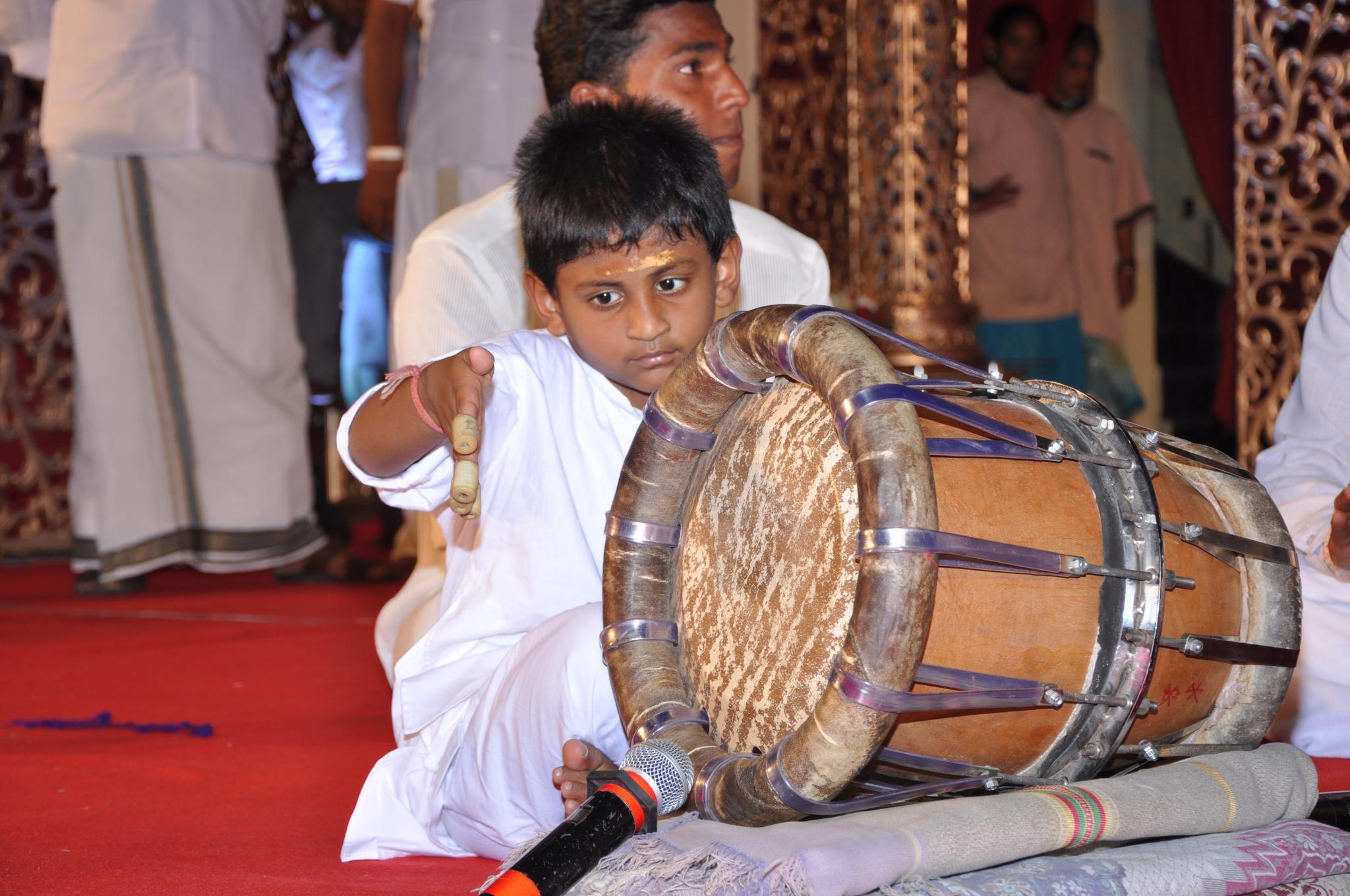 Antarjateeya Mangalavadya Sammelanam 2012